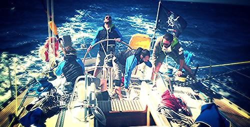 Campionato Italiano Offshore Copertina regate Dm